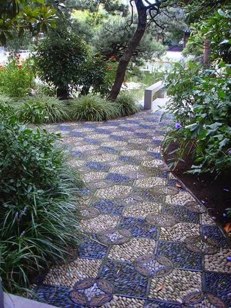 Садовые дорожки. Оформление, материалы, покрытие 0 13091c cb29711e orig