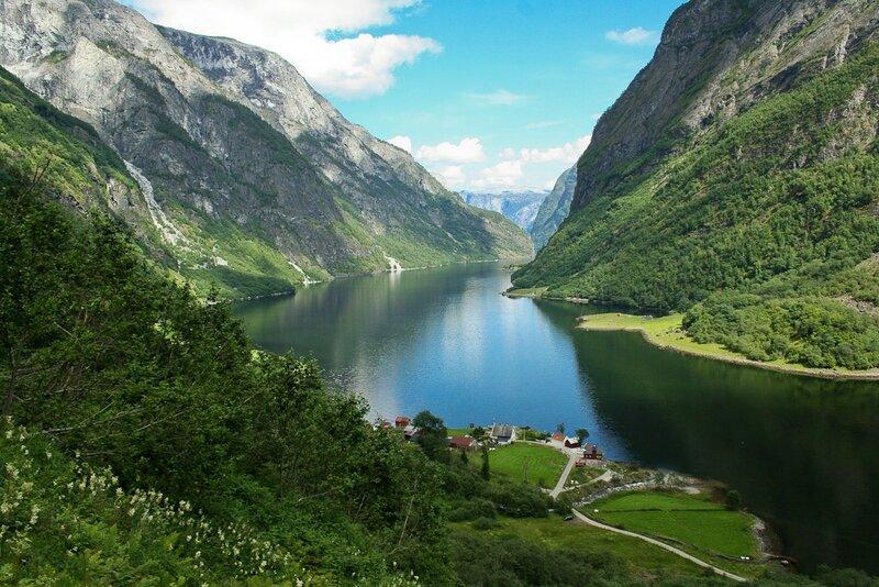 Норвегия, июль 2011