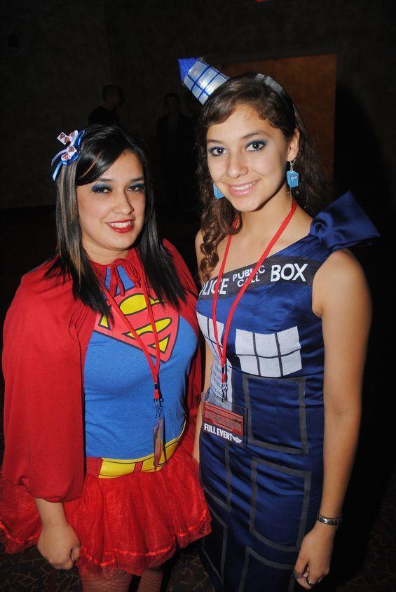 Девушки с Phoenix Comicon