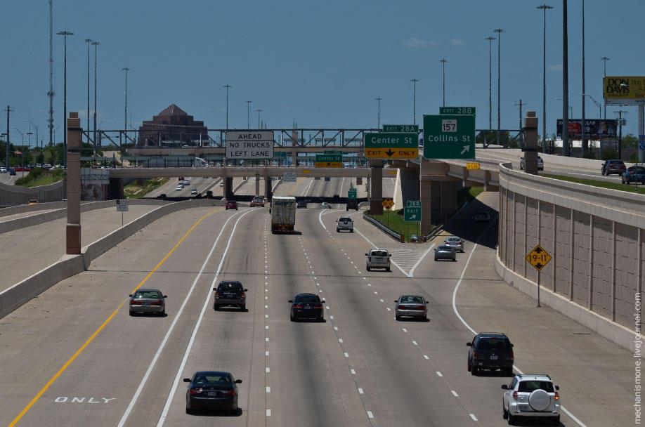 19. Параллельно со всем этим был создан отрезок дороги, длиной около 20 км, где военные водители на