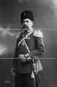Полковник лейб-гвардии Сводно-Казачьего полка (портрет).
