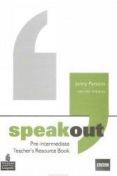 Книга Speakout Pre-Intermediate Teachers Book