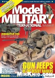 Журнал Model Military International - Issue 55