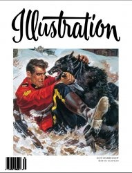 Книга Illustration Magazine №08 2003