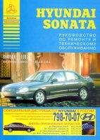 Hyundai Sonata с 1993 г. Руководство по ремонту и техническому обслуживанию pdf 16Мб