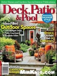 Deck, Patio & Pool - 2012