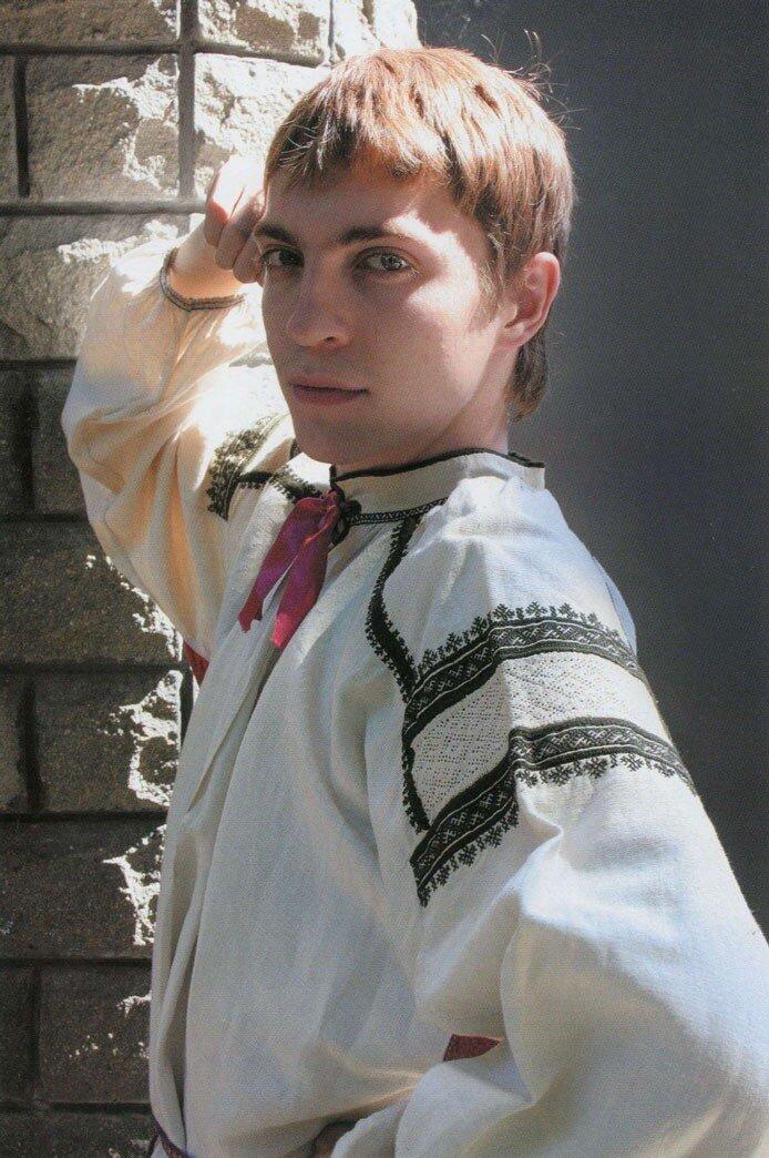 Мужская народная одежда