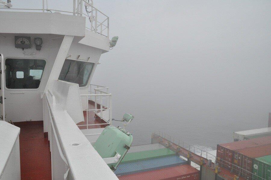 Как устроено путешествие на грузовом судне