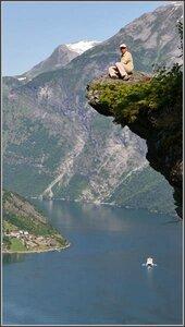 Отчет о поездке в Норвегию (для любителей походить по горам)