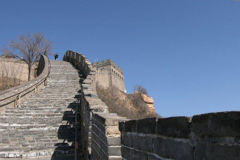 Китай, Великая Стена Бадалин