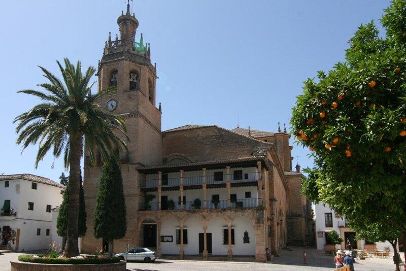 Ронда, Собор Санта Мария ла Майор