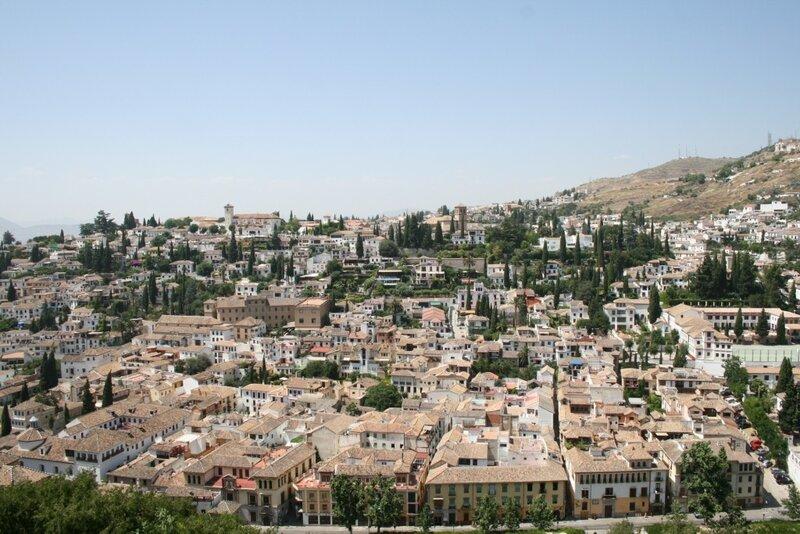 Андалусия, Гранада