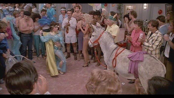 Мальчишник - Bachelor Party (1984) DVDRip