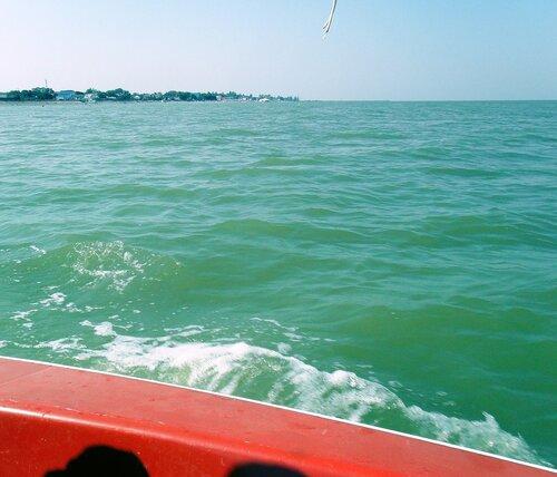 Яхтенный поход 29 июля 2011