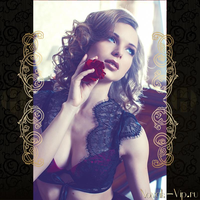 Erotic photo. Novak-Vip