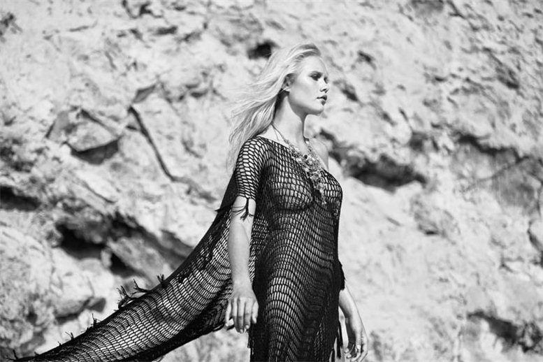 модель Брук / Brooke, фотограф Grant Yoshino