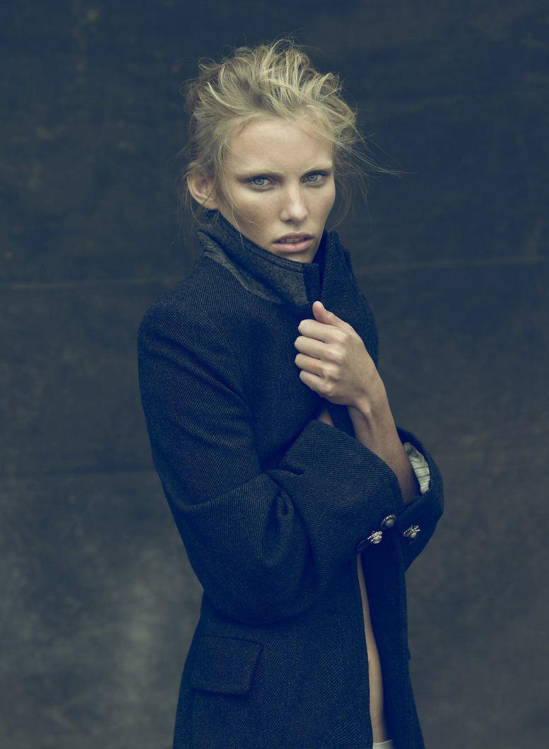 модель Эмили Бэйкер / Emily Baker, фотограф Dima Hohlov