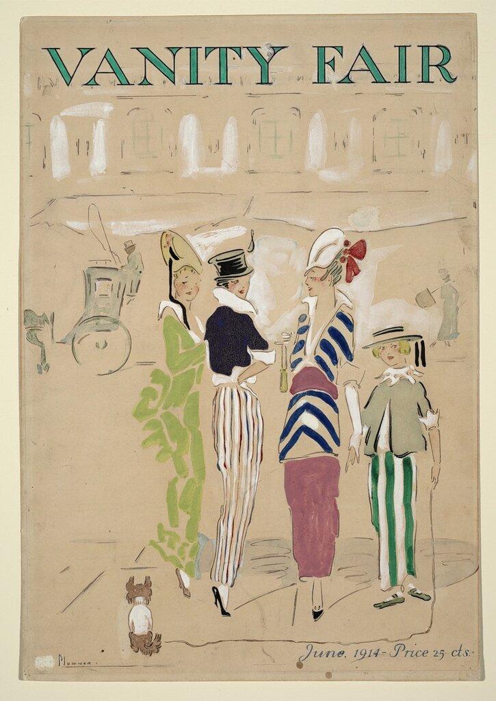 Vanity Fair (1914)