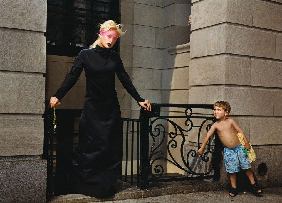 Photographs by Martin Schoeller.Paris Hilton