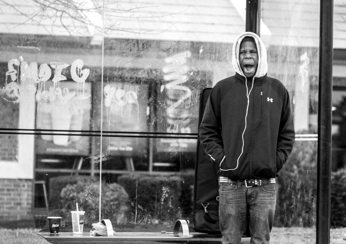 Неулыбчивая Америка: Черно-белая жизнь в бедных кварталах современного Балтимора (28)