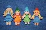 Куколки и не только....