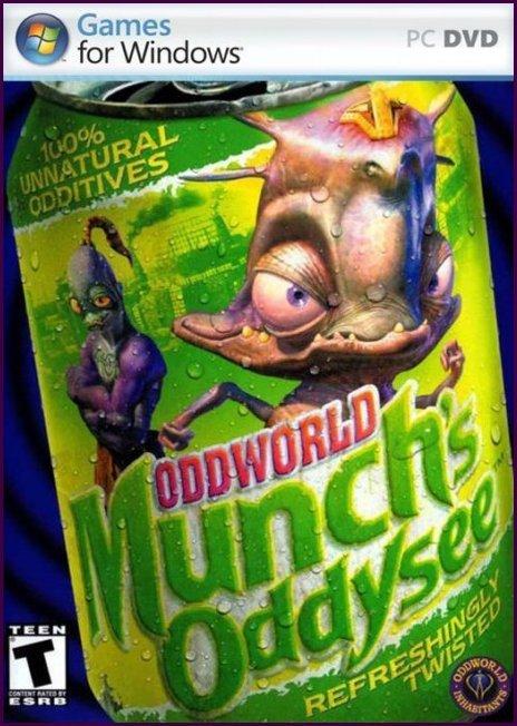 Oddworld Munch's Oddysee (2010/RUS/RePack)