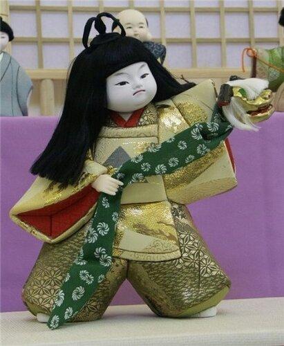 Кимекоми-нингё.