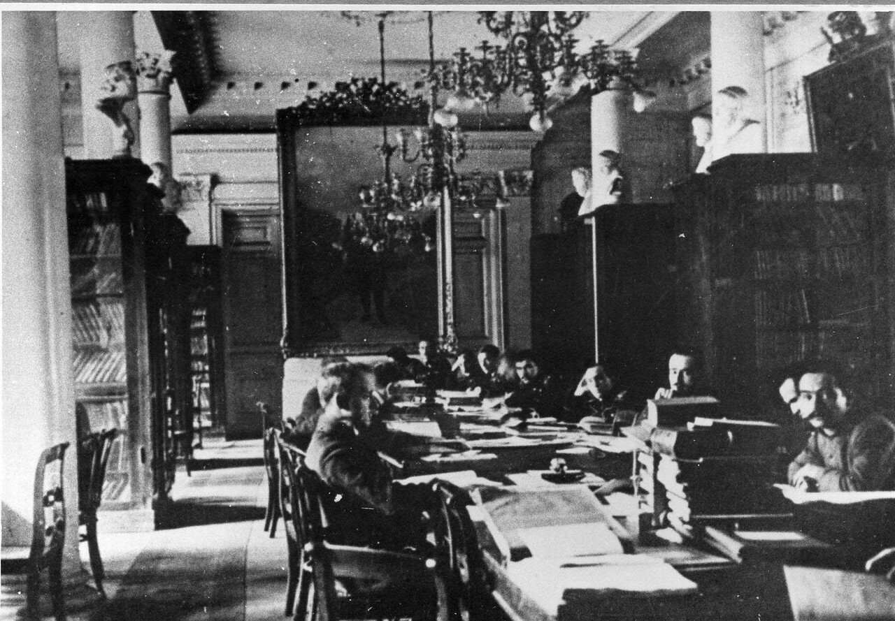 05. Читальный зал библиотеки института
