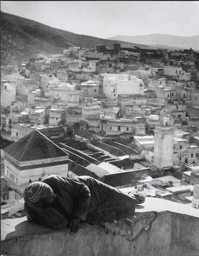 1955. Мулай-Идрис-Зерхун, священный город Марокко