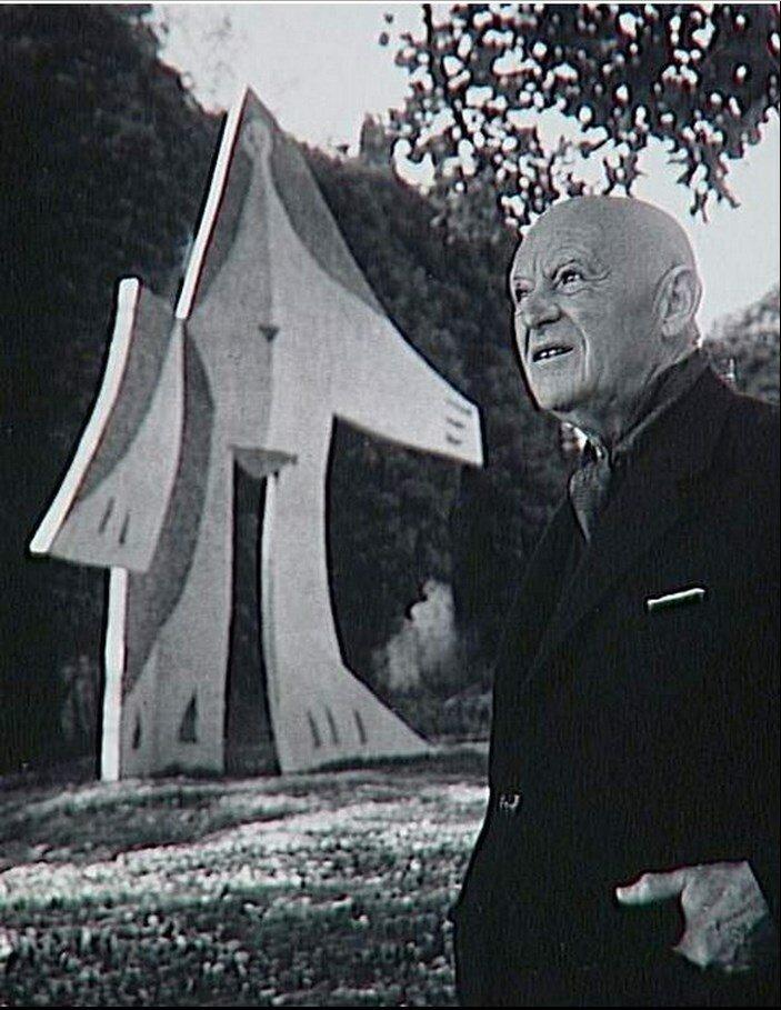 1960. Канвейлер и «Ангел» Пикассо