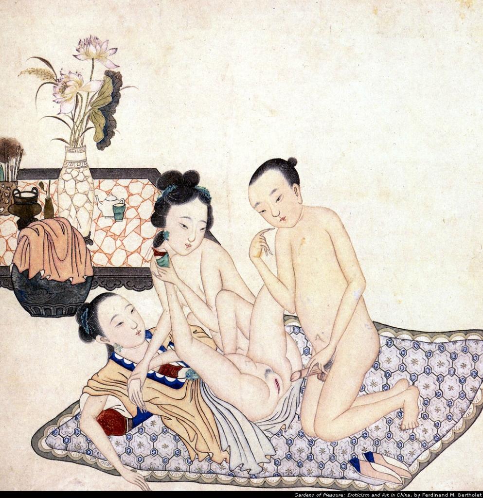 Еротика в китае