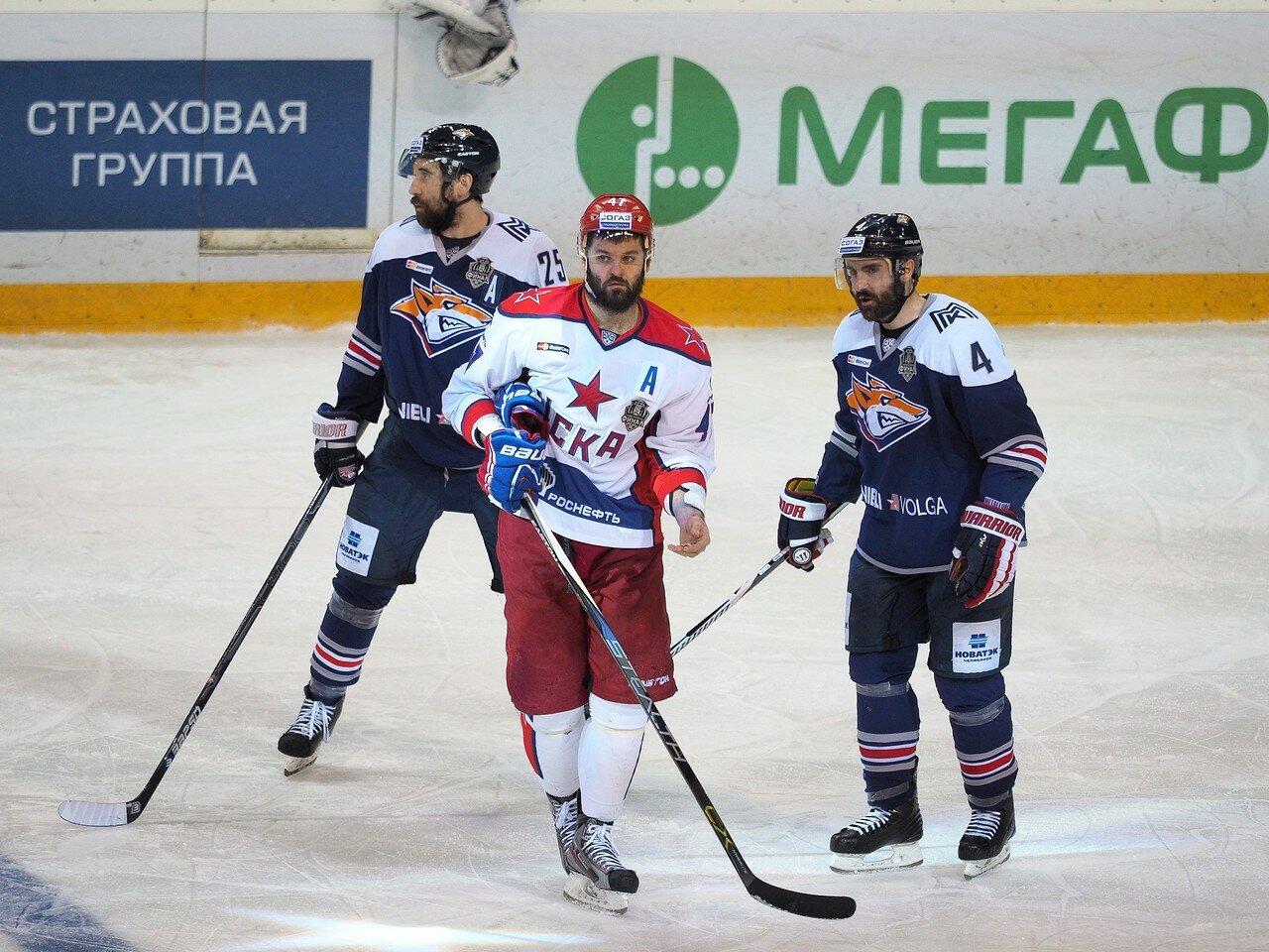 65Плей-офф 2016 Финал Металлург - ЦСКА 11.04.2016