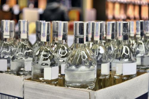 Партию алкоголя без документов конфисковали во Флорештах