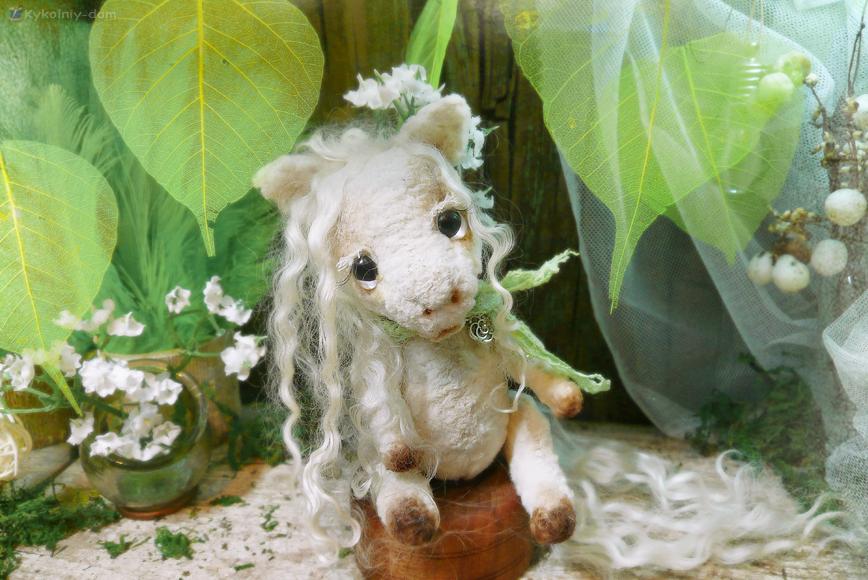 Куклы и игрушки handmade портретные куклы
