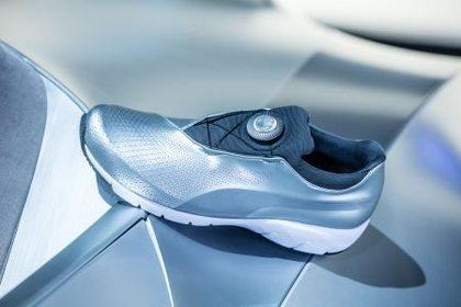 Puma представила кроссовки посвященные BMW