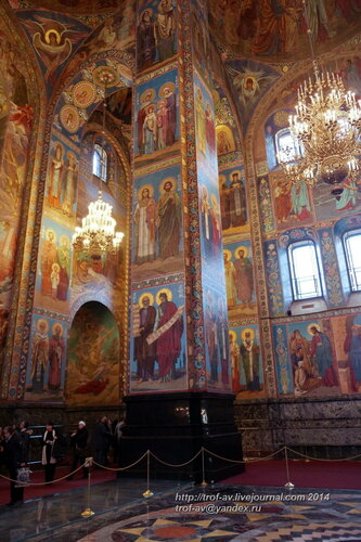 Собор Воскресения Христова на Крови, Санкт-Петербург