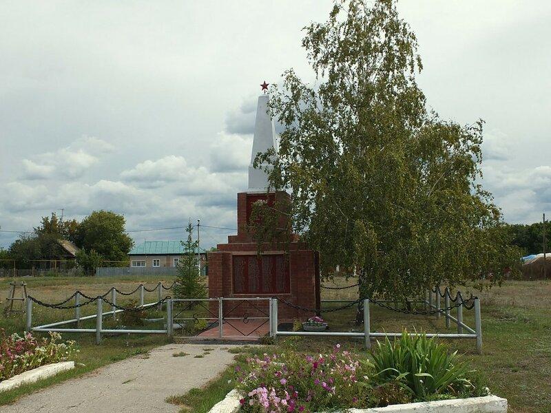 Хворостянский, Безенчукский районы 150.JPG