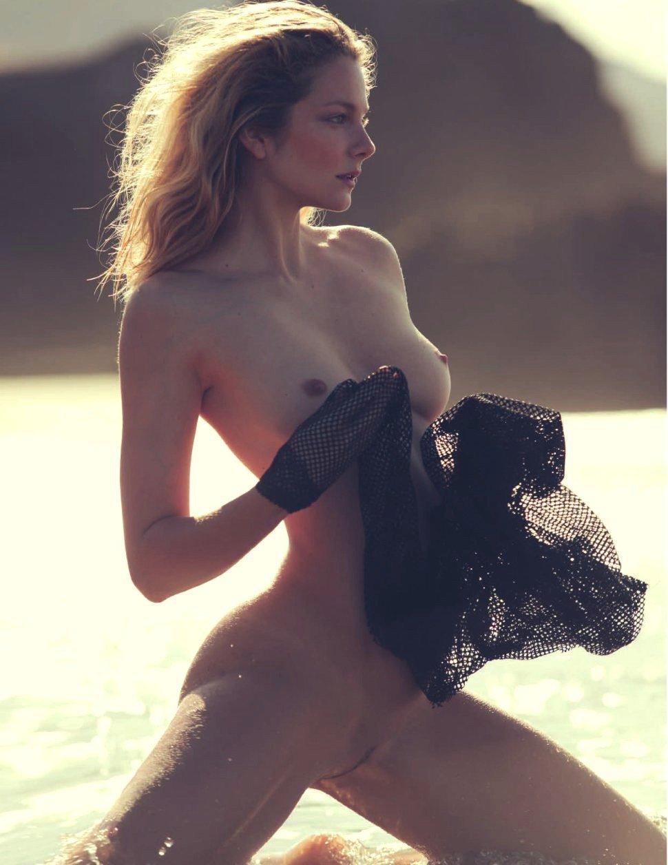 Eniko Mihalik – Lui Magazine Naked Photoshoot (October 2016)