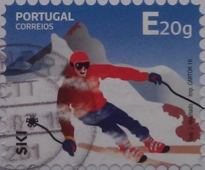 португалия лыжник Е
