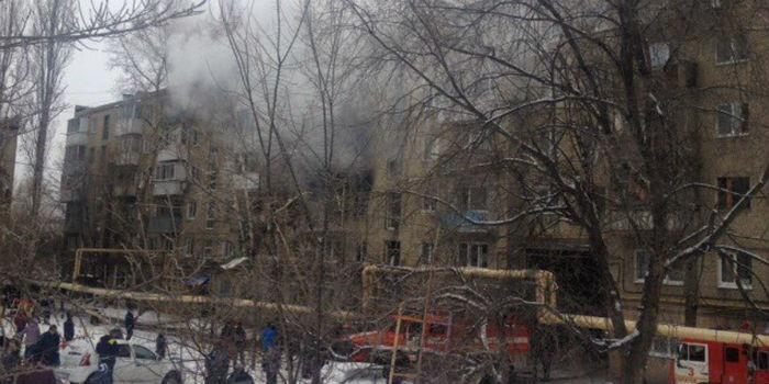 ВСаратове семь человек пострадали в итоге  взрыва бытового газа