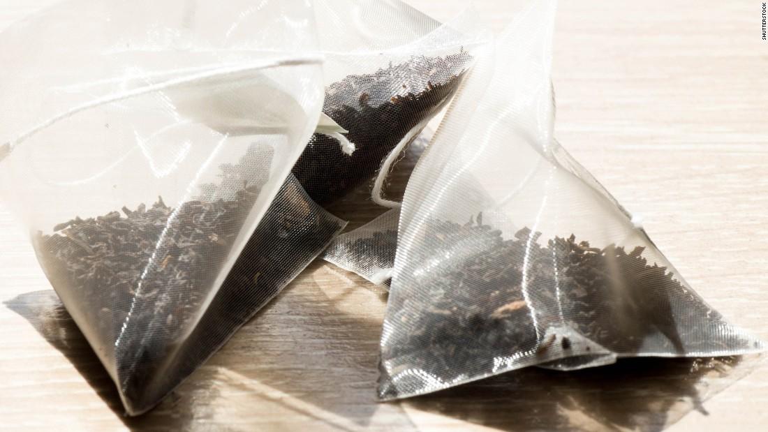 Чайные пакетики Традиционные бумажные чайные пакетики содержат пластиковые элементы, но производител