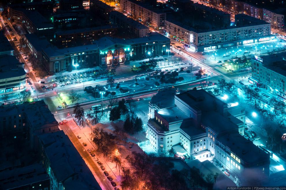 38. Резиденция полномочного представителя Президента РФ.