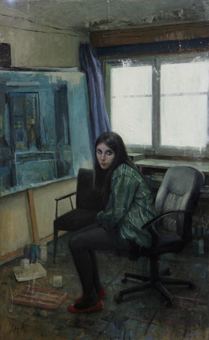 Концептуальная живопись: Хорди Диас Алама
