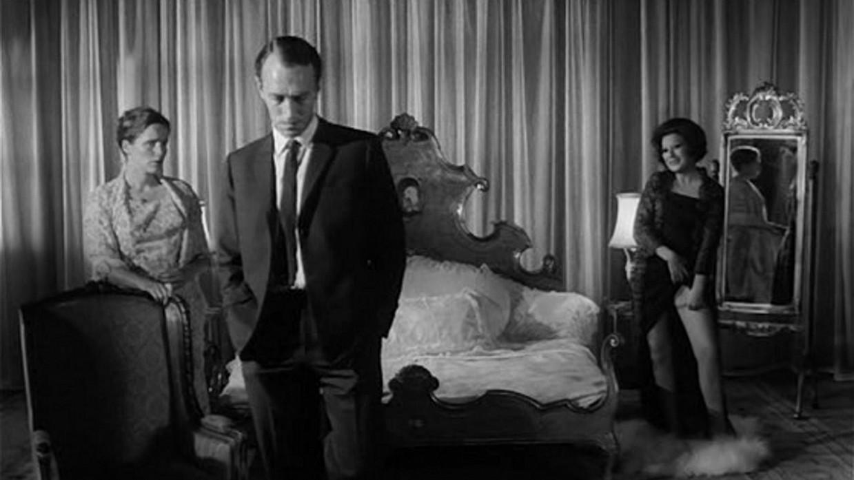 Единственный психологический хоррор одного из самых влиятельных режиссёров всех времён Ингмара Бергм