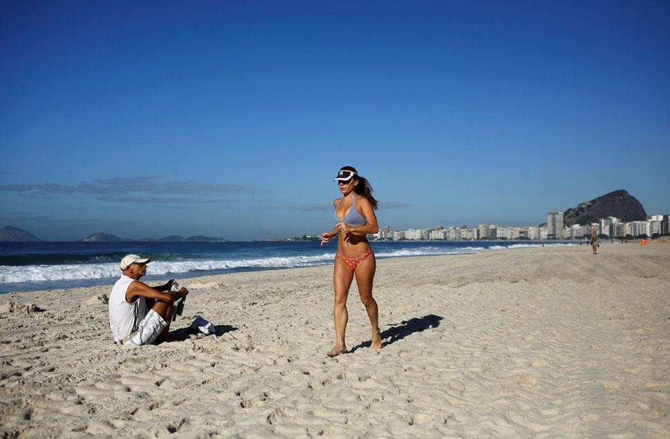 Пляж Леме, который считается продолжением Копакабаны, тоже хорош.