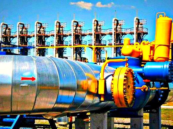 Реверс изПольши иСловакии идет практически наполную мощность— Укртрансгаз