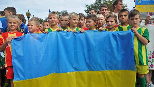 950 тыс. украинских детей пострадали отконфликта вДонбассе