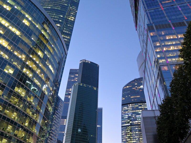 Деловой Центр Москва-Сити