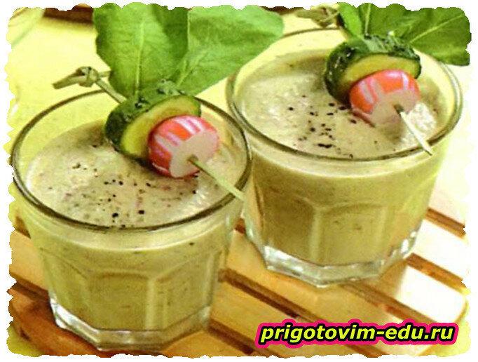Напиток из овощей «Полезный»