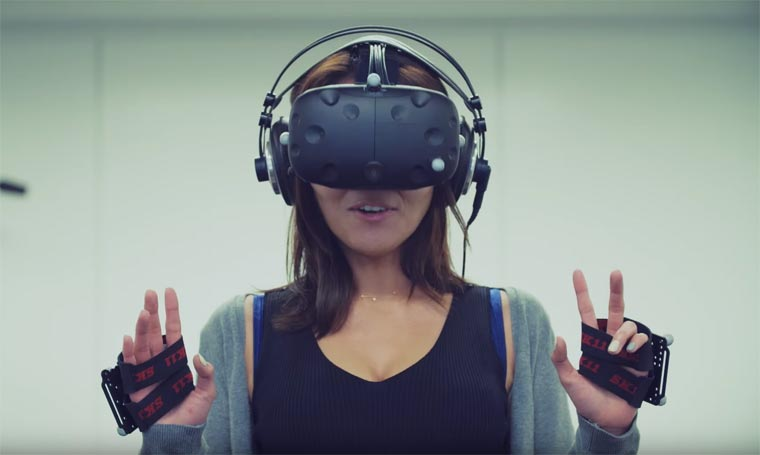 Will you be scared of heights? - A vertiginous virtual reality experiment